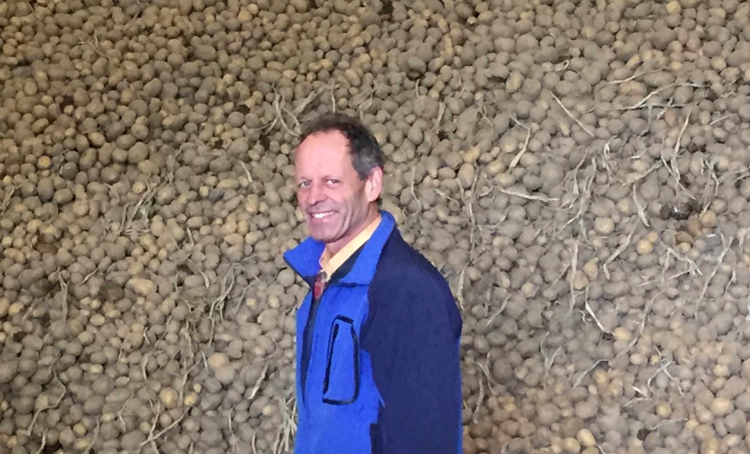 """""""Meer netto kilo's door goede werking HIMALAYA in aardappelen"""""""